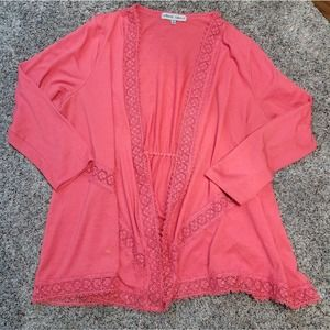 Absolutely Famous Women's Plus Size Cardigan